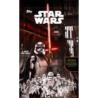 2015 Topps Star Wars The Force Awakens Hobby Box (Sealed)