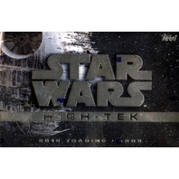 2015 Topps Star Wars High Tek Hobby Box (Sealed)