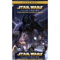 2015 Topps Star Wars Illustrated: The Empire Strikes Back Hobby Box (Sealed)