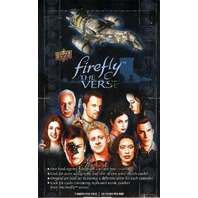 2015 Upper Deck Firefly: The Verse Trading Cards Hobby Box (Sealed)