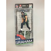 2015 Jimmy Graham McFarlane's Sportspicks Figure Seattle Seahawks NFLPA NFL 37