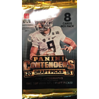 2015 Panini Contenders Draft Picks Football 6 Card Hobby Pack (Sealed)