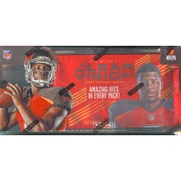 2015 Panini Clear Vision Football Hobby 9 Box Inner Case (Sealed)
