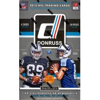 2015 Panini Donruss Football Hobby Box (Sealed)