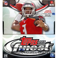 2015 Topps Finest Football Hobby Box (Sealed)