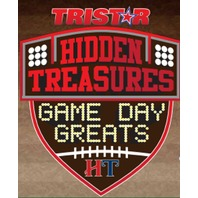 2015 Tristar Hidden Treasures Game Day Great Football Helmet Box (Sealed)