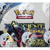 Pokemon TCG XY Ancient Origins Sealed Booster Box (English)