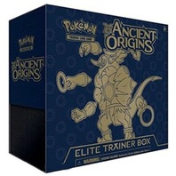 Pokemon TCG XY Ancient Origins Elite Trainer Box (Sealed)