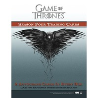 2015 Game of Thrones Season 4 Trading Cards Box (Sealed)