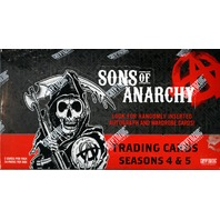 Sons Of Anarchy Seasons 4-5 Box (Cryptozoic) (Sealed) (2015)