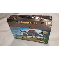 2015 Upper Deck Dinosaurs Collectible Lunch Box Tin (Sealed)