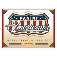 2015 Panini Americana Hobby Box (Sealed)