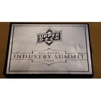 2015 Upper Deck Las Vegas Industry Summit Sealed Box
