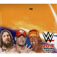 2015 Topps WWE Wrestling Hobby Box (Sealed)