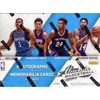 2016/17 Panini Absolute Basketball 4 Pack Hobby Box (Sealed)