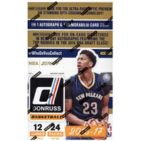 2016/17 Panini Donruss Basketball Hobby 24 Pack Box (Sealed) (Random)