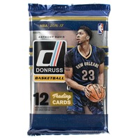 2016/17 Panini Donruss Basketball 12 Card Hobby Pack (Sealed) (Random)