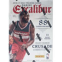 2016/17 Panini Excalibur Basketball Blaster Box (Sealed)(11 Pack s)