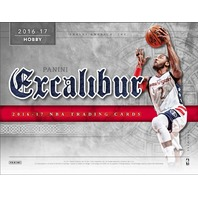 2016/17 Panini Excalibur Basketball Hobby 16 Box Case (Factory Sealed)