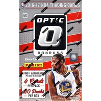 2016/17 Panini Donruss Optic Basketball Hobby 20 Pack Box (Sealed) (Random)