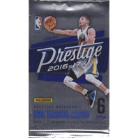 2016/17 Panini Prestige Basketball 6 Card Hobby Pack (Factory Sealed)