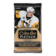 2016/17 O-Pee-Chee (OPC) Platinum Hockey Hobby 4 Card Pack (Sealed)(Random)