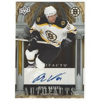 Phil Kessel Boston Bruins 09-10 Upper Deck Artifacts Autograph #AF-PK