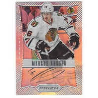 Marcus Kruger Chicago Blackhawks 2012-13 Panini Rookie Anthology Rookie Auto