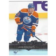 Leon Draisaitl Edmonton Oilers 2014-15 Upper Deck Young Guns RC