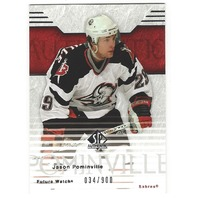 Jason Pominville 2004 Sp Authentic Future Watch /100