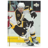 Phil Kessell Boston Bruins 2007-08 UD Exclusives /100