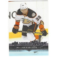 William Karlsson Anaheim Ducks 2014-15 Upper Deck Young Guns RC