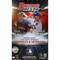 2016 Bowman's Best Baseball Hobby Master Box (2 Mini-Box/12 Pack)(Sealed)