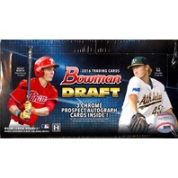 2016 Bowman Draft Picks & Prospects Baseball Jumbo Pack (Sealed)(Random)