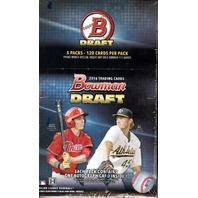 2016 Bowman Draft Picks & Prospects Baseball Super Jumbo Box (Sealed)