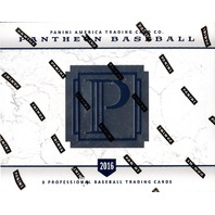2016 Panini Pantheon Baseball Hobby 8 Card Box/Pack (Sealed)