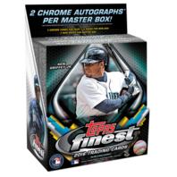 2016 Topps Finest Baseball Hobby Box (Sealed)