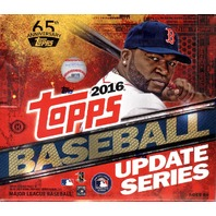 2016 Topps Update Series 3 Baseball HTA Jumbo Hobby 10 Pack Box (Sealed)