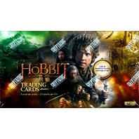 The Hobbit: Battle of the Five Armies Cards 24 Packs Sealed Hobby Box Cryptozoic