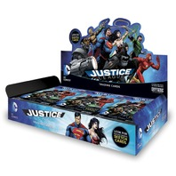 DC Comics: Justice League Trading Cards Hobby Box (Sealed) (Cryptozoic) 2016