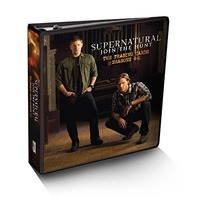 Cryptozoic Sealed Supernatural Seasons 4-6 Binder w/Random Autograph & 10 Pages