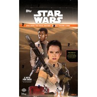 Topps Star Wars The Force Awakens Series 2 Hobby Box (Sealed) 2016 Trading Cards