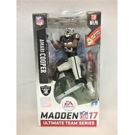 2016 Amari Cooper NFLPA Madden 2017 McFarlane Figure Series 1 Oakland Raiders