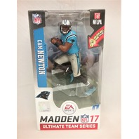 2016 Cam Newton NFLPA Madden McFarlane's Sportspicks Figure Series 1 Ultimate Team Series Carolina Panthers