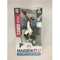 2016 Julio Jones NFL Madden McFarlane Ultimate Figure Series 2 Atlanta Falcons