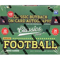 2016 Panini Donruss Classics Football Hobby 20 Box Case (Sealed)