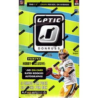 2016 Panini Donruss Optic Football Hobby 20 Pack Box (Sealed)