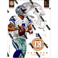 2016 Panini Encased Football 8 Hobby Box Case (Factory Sealed)