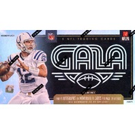 2016 Panini Gala Football Hobby 5 Card Box (Sealed)