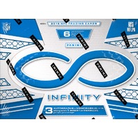 2016 Panini Infinity Football Hobby 15 Box Case (Sealed)